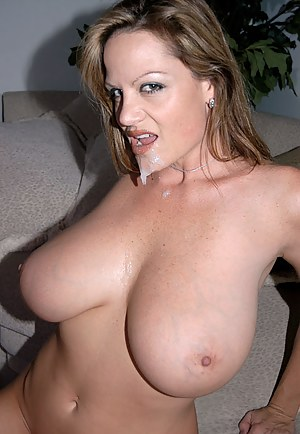 Big Boobs Facial Porn Pictures